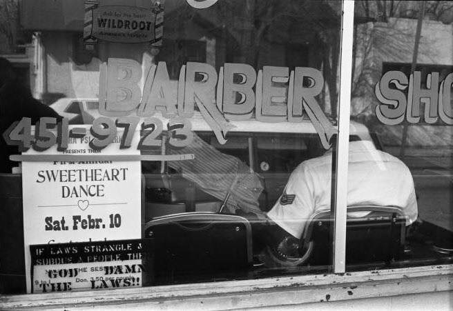 Goodwin's Spencer Street Barbershop Omaha
