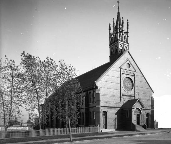 Holy Family Catholic Church, 1715 North 17th Street, North Omaha, Nebraska