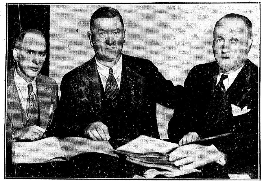 Everett S. Dodds in 1935