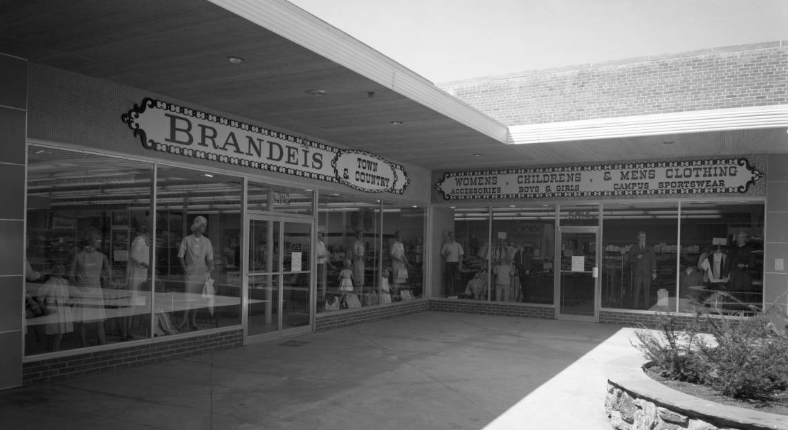 Brandeis, Ames Plaza, North Omaha, Nebraska