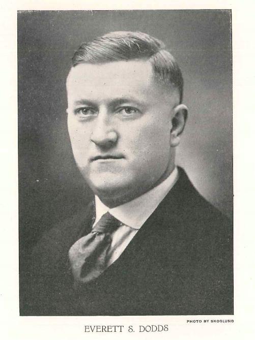 Everett S. Dodds (1898-1958), Architect, North Omaha, Nebraska