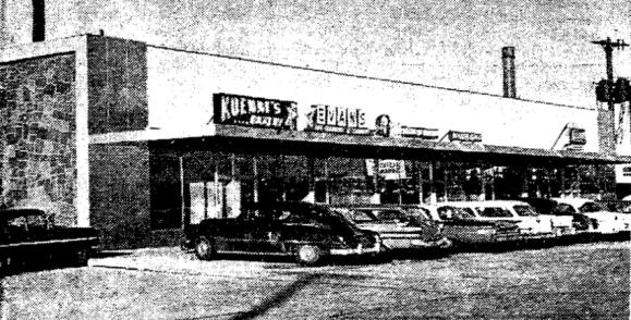 Ames Plaza, North Omaha, Nebraska