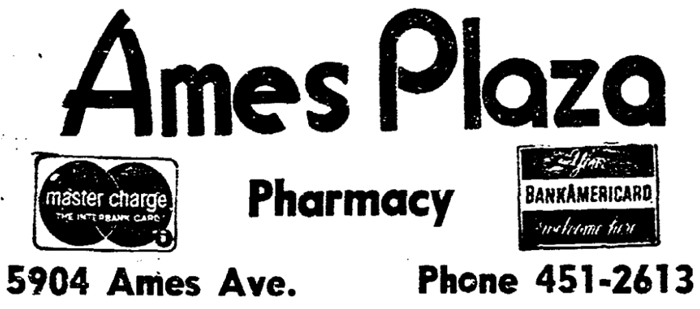 Ames Plaza Pharmacy, North Omaha, Nebraska