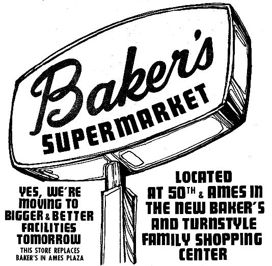 Baker's Supermarket