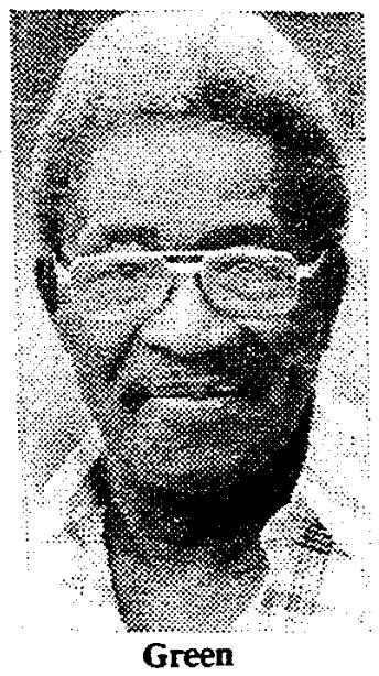 Marcellus Green, Sr. (1917-1993)