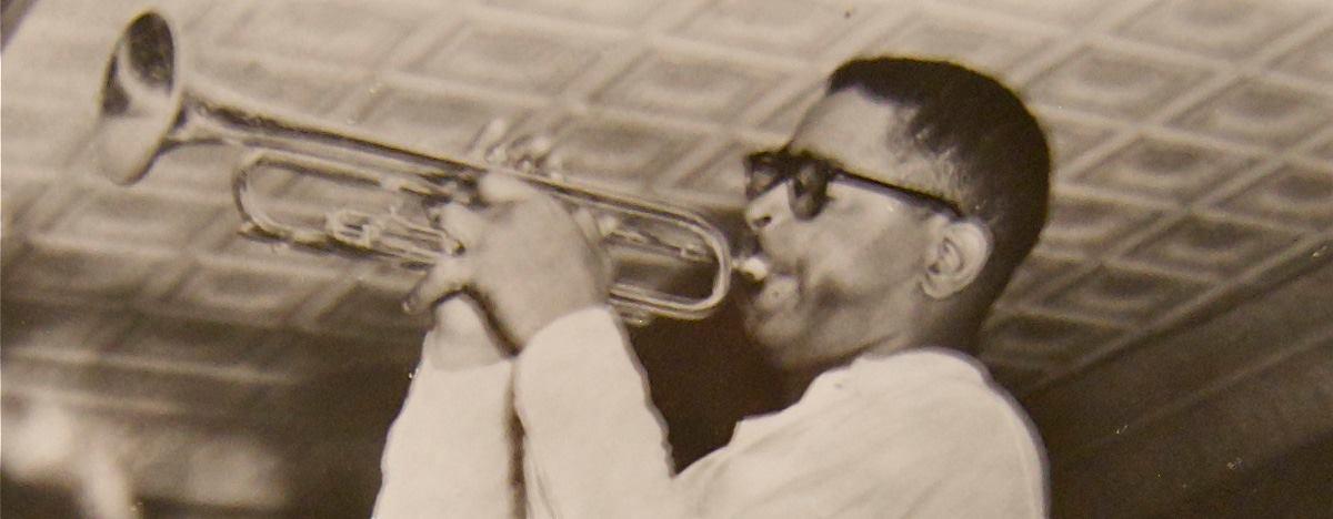 Dizzie Gillespie, Dreamland Ballroom, North Omaha, Nebraska