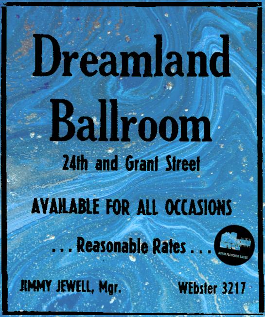 A History of the Jewell Building and DreamlandBallroom