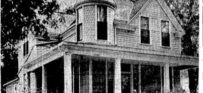 Hoyer House, 3049 Redick Avenue, North Omaha, Nebraska