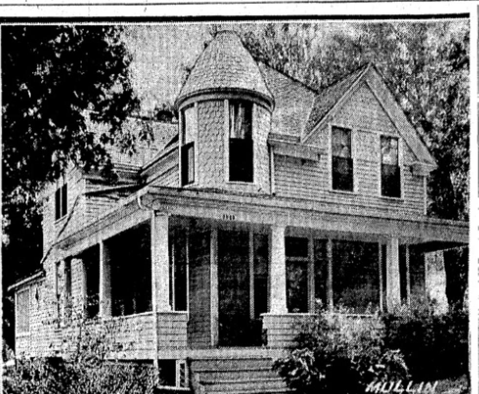 Hoyer House, 3049 Redick Avenue, North Omaha, Nebraska