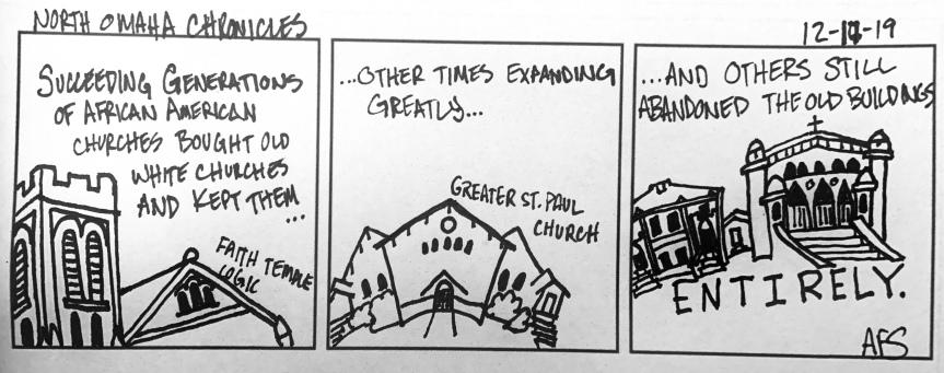 North Omaha Chronicles,12-18-19