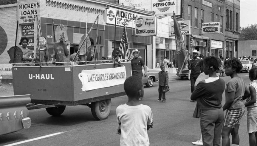 A History of the Lake-Charles CommunityOrganization