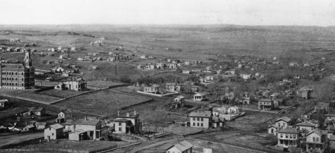 1879 Creighton College, Omaha, Nebraska