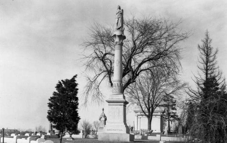 Creighton Family Graves, Omaha, Nebraska