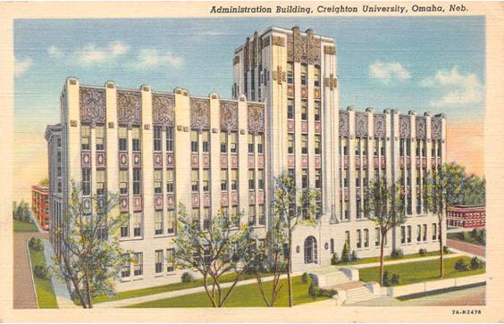Creighton University Administration Building,