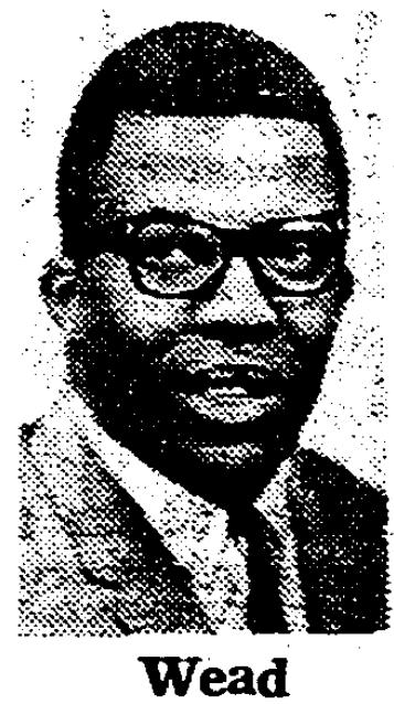 Rodney Wead (b. 1935), North Omaha, Nebraska