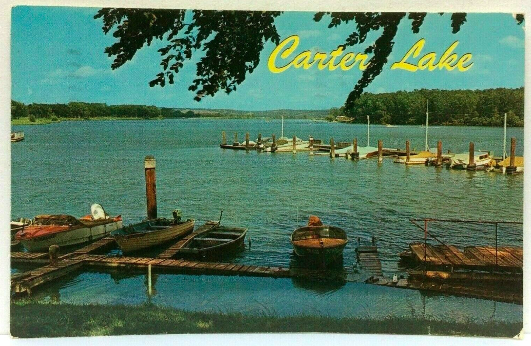 Carter Lake, Omaha, Nebraska