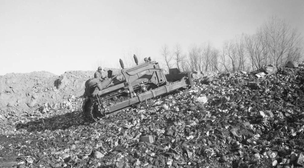 East Omaha Dump, Nebraska