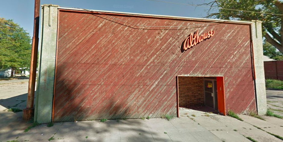 Althouse School of Beauty, 3617 North 24th Street, North Omaha, Nebraska
