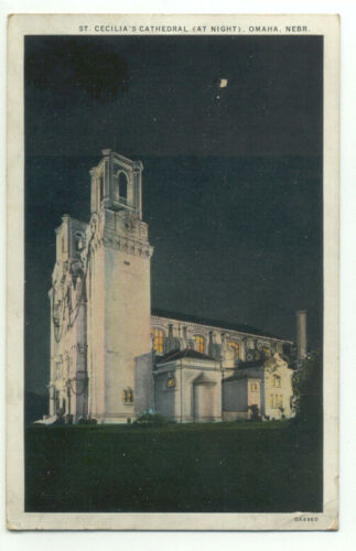 St. Cecilia's Cathedral, North Omaha, Nebraska
