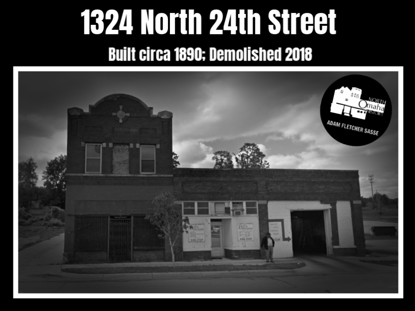 A History of 1324 North 24thStreet