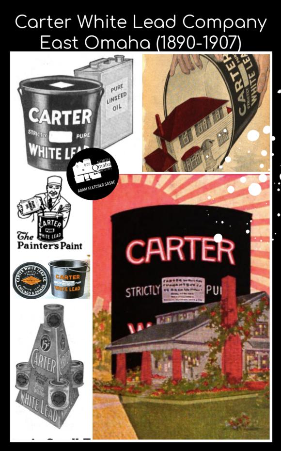 Carter White Lead Company, East Omaha, Nebraska