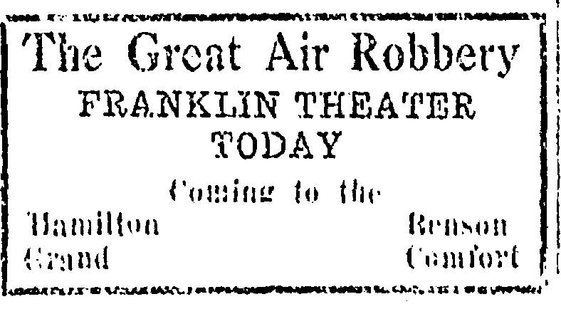 Franklin Theater, 1624 North 24th Street, North Omaha, Nebraska