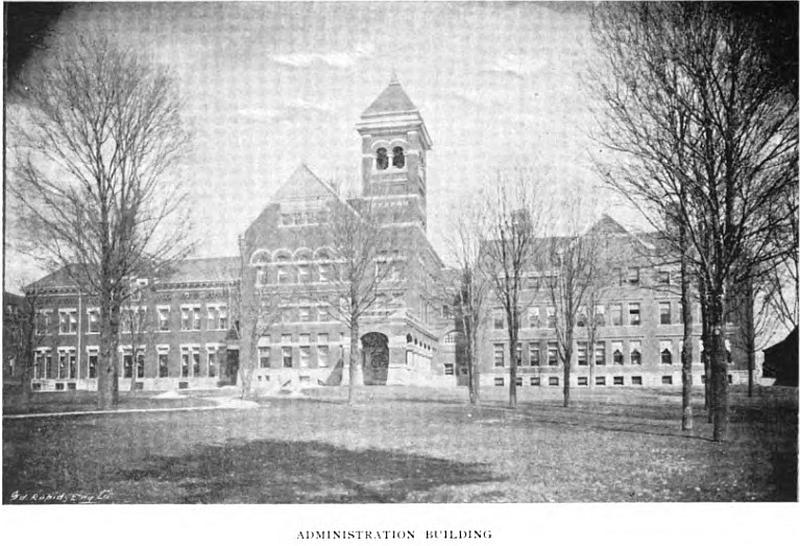 Industrial School for Boys, Lansing, Michigan