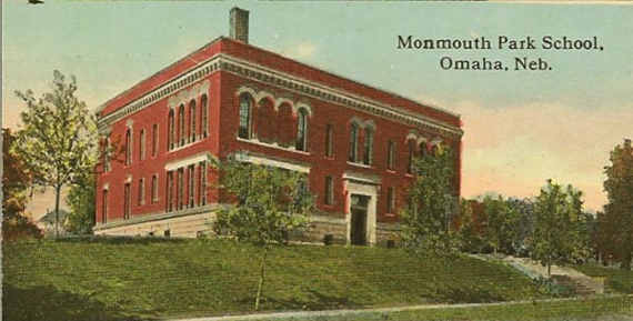 Monmouth Park School, North Omaha, Nebraska