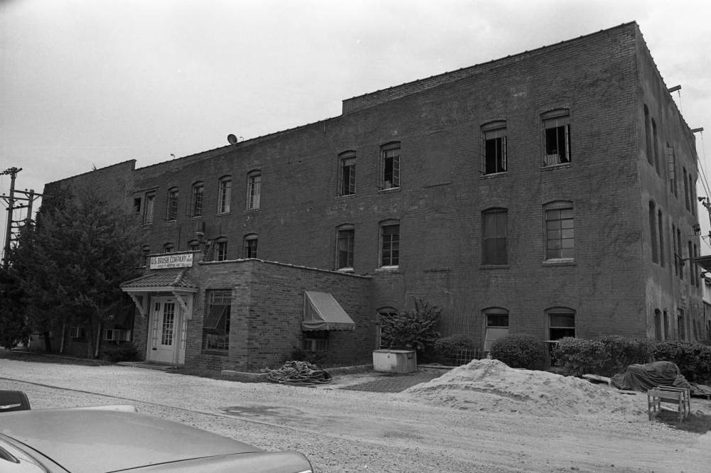 U.S. Brush Company, N. 28th and Boyd Street, North Omaha, Nebraska