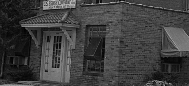 U.S. Brush Company, 4301 North 28th Street, North Omaha, Nebraska.