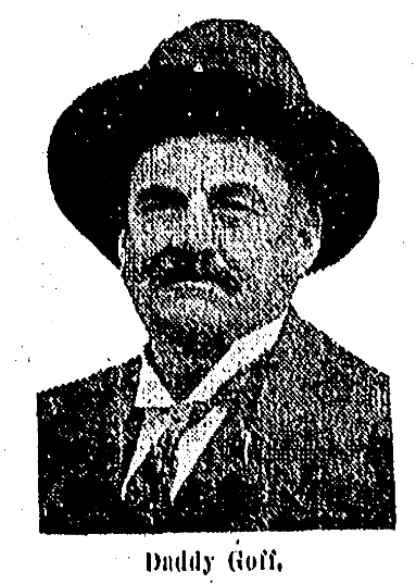 "Frank E. ""Daddy"" Goff (1847-1947), North Omaha, Nebraska"