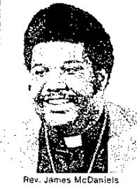 Rev. James McDaniels, North Omaha, Nebraska