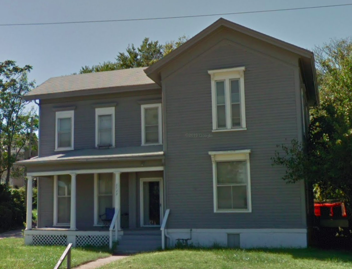 Dr. James C. Whinney House, 2722 North 30th Street, North Omaha, Nebraska