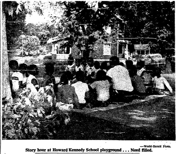 Howard Kennedy School, North Omaha, Nebraska