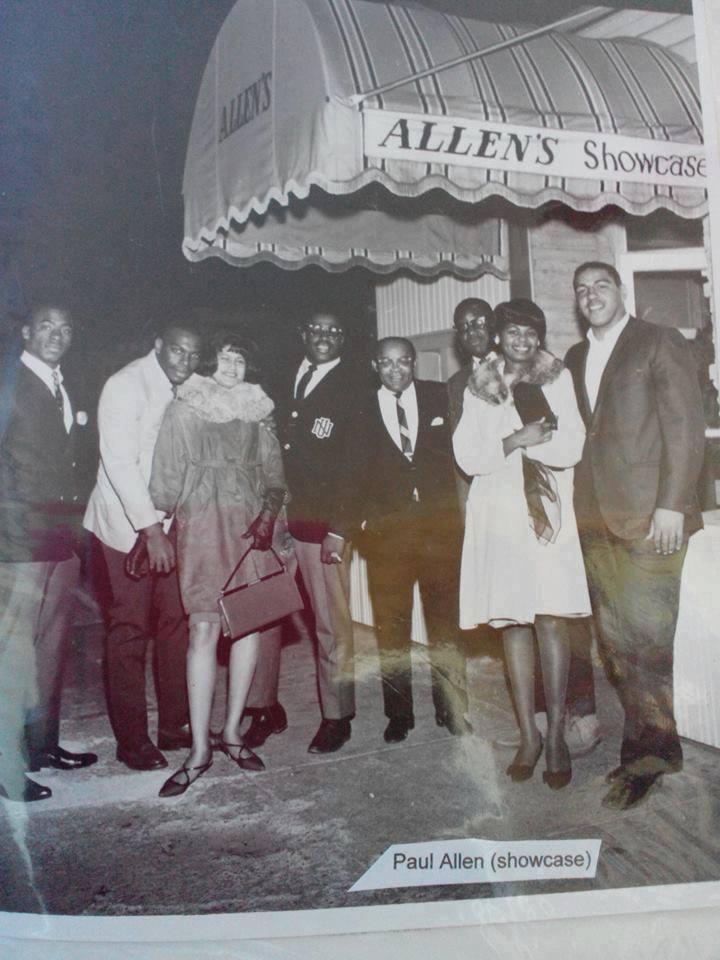 Allen's Showcase, 2229 Lake Street, North Omaha, Nebraska