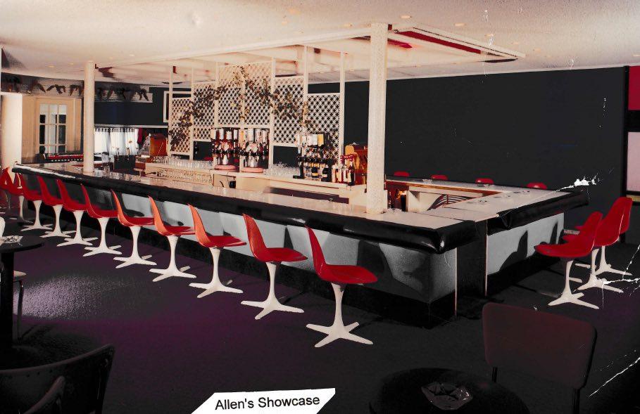 Allen's Showcase, 2229 Lake Street, North Omaha, Nebraska,