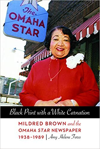 Cover of Black Print and a White Carnation by Amy Forss