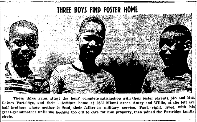 July 30, 1943 Omaha Star feature
