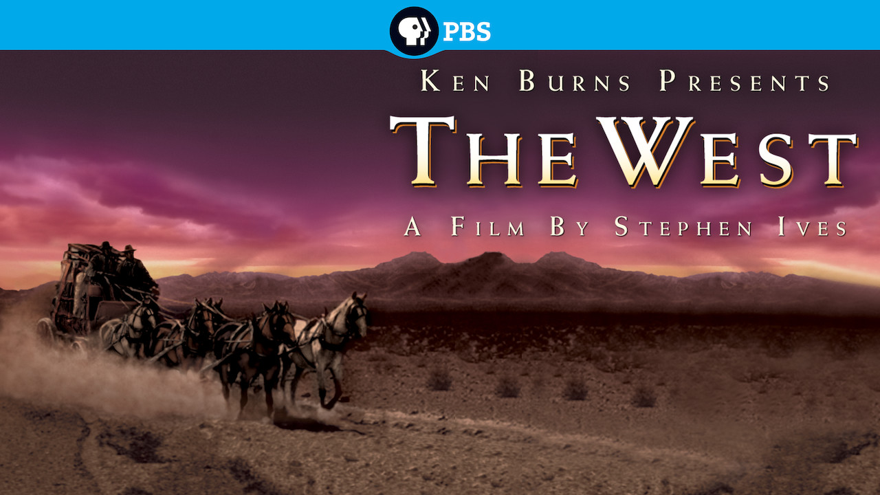 """""""Ken Burns Presents The West"""" including narration by Bertha Calloway"""