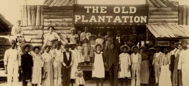 Old Plantation, North Omaha, Nebraska