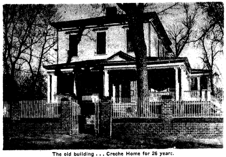 Omaha Crèche, 1303 Park Avenue, Omaha, Nebraska