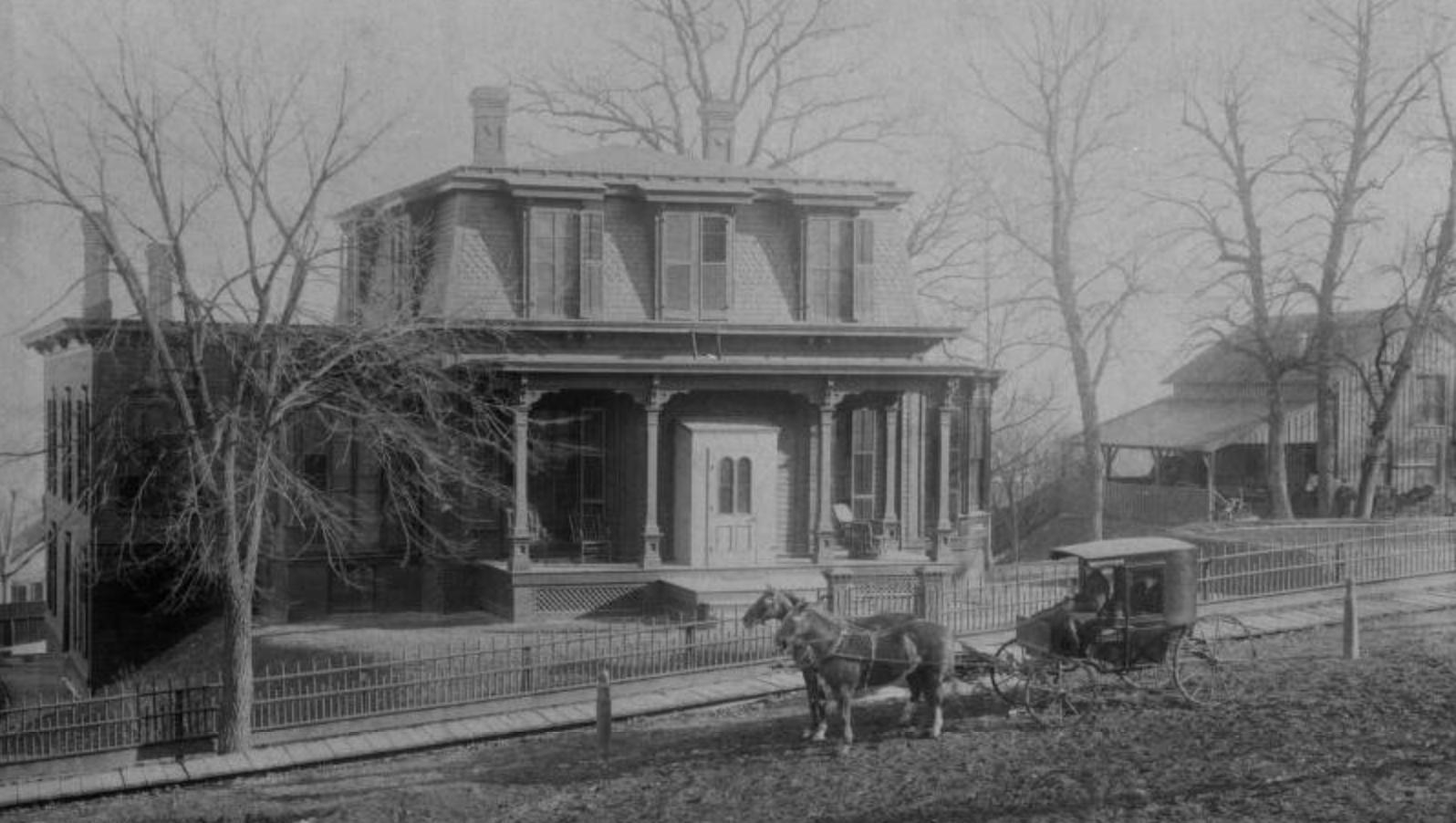 Thomas Kimball, Sr. Mansion, 1225 Park Wilde, Omaha, Nebraska