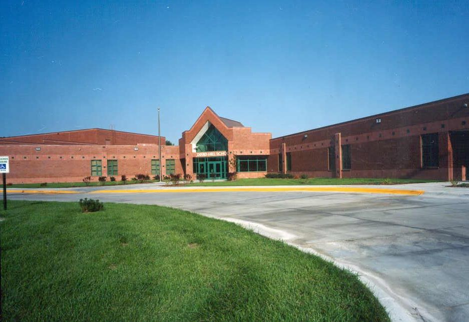 Druid Hill Elementary School, North Omaha, Nebraska