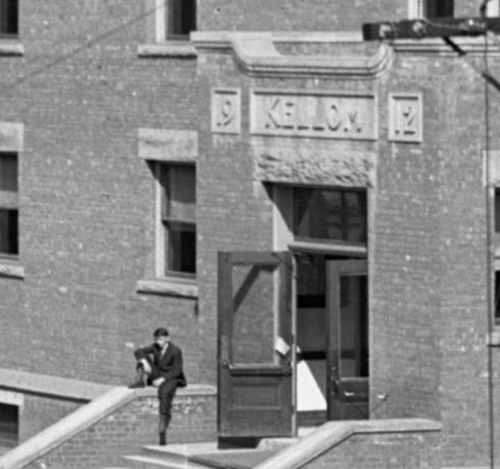 Kellom School, North Omaha, Nebraska