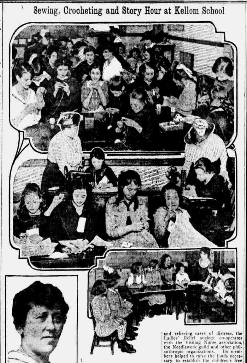 1908 Kellom School, North Omaha, Nebraska