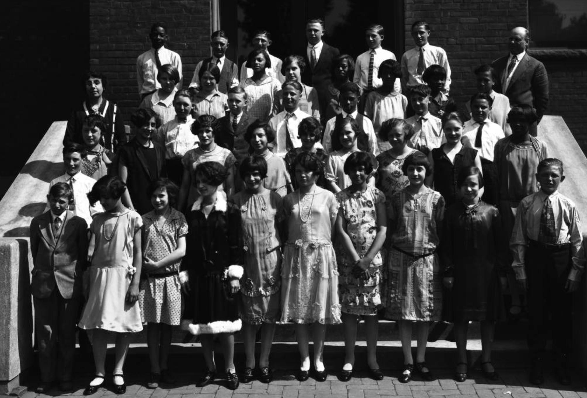 1926 Kellom School, North Omaha, Nebraska