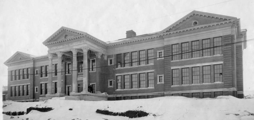 A History of Howard KennedySchool