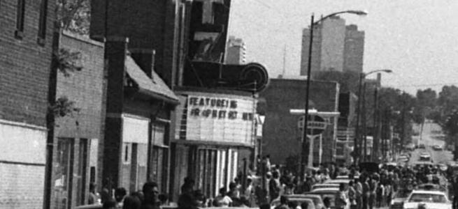 Ritz Theater, 2041 North 24th Street, North Omaha, Nebraska
