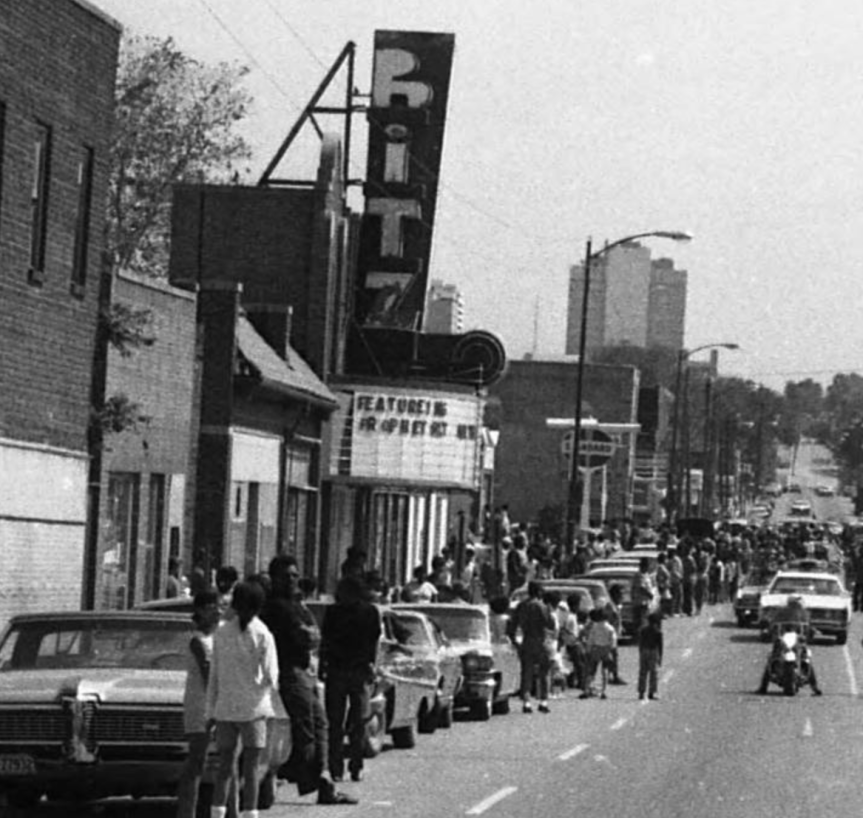 A History of the Ritz Theater in NorthOmaha