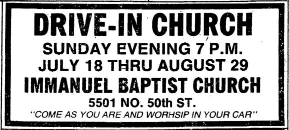 1982 Immanuel Baptist ad